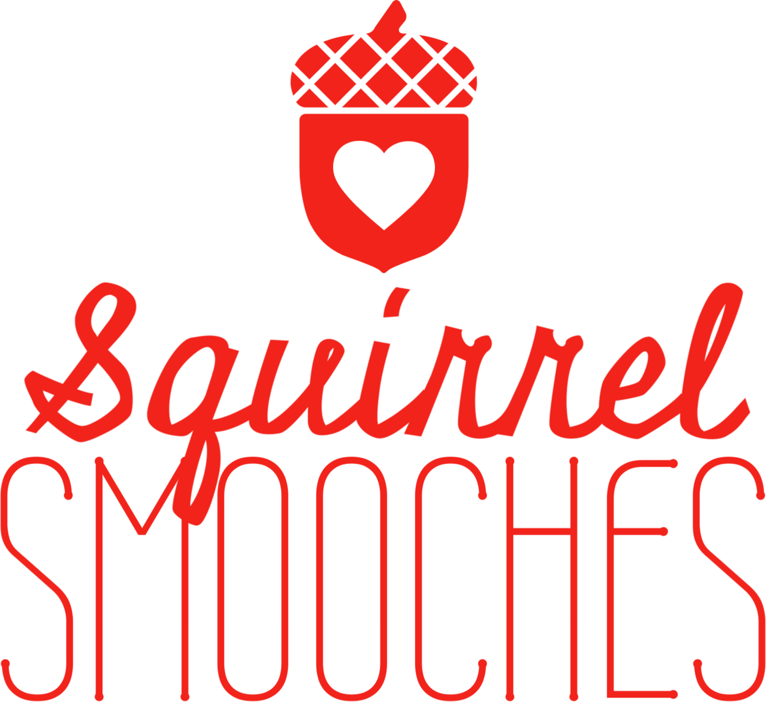 Squirrel Smooches